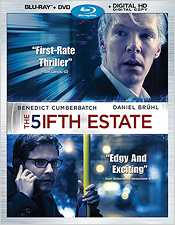 The Fifth Estate (Blu-ray Disc)