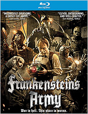Frankenstein's Army (Blu-ray Disc)
