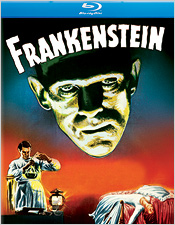 Frankenstein (Blu-ray Disc)