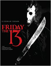Friday the 13th: The Complete Collection (Blu-ray Disc)