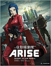 Ghost in the Shell: Arise - Borders 1 & 2 (Blu-ray Disc)