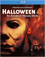 Halloween 4: The Return of Michael Myers (Blu-ray Disc)