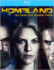 Homeland: The Complete Season Three (Blu-ray Disc)
