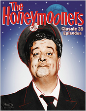The Honeymooners: Classic 39 Episodes (Blu-ray Disc)