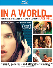 In a World... (Blu-ray Disc)