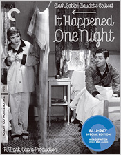 It Happened One Night (Criterion Blu-ray Disc)