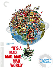 It's a Mad Mad Mad Mad World (Criterion Blu-ray Disc)