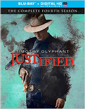 Justified: The Complete Fourth Season (Blu-ray Disc)