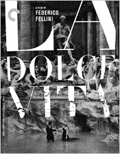 La Dolce Vita (Criterion Blu-ray Disc)