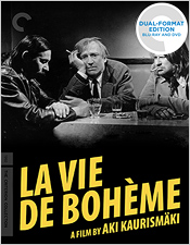 La vie de bohème (Criterion Blu-ray Disc)