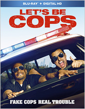 Let's Be Cops (Blu-ray Disc)