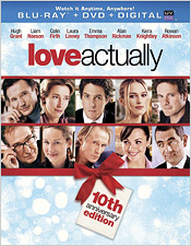 Love Actually: 10th Anniversary Edition (Blu-ray Disc)