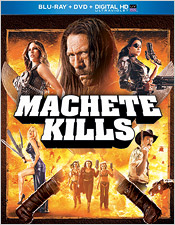 Machete Kills (Blu-ray Disc)