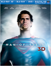 Man of Steel (Blu-ray 3D)
