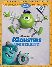 Monsters University (Blu-ray 3D)