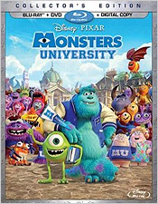 Monsters University (Blu-ray Disc)