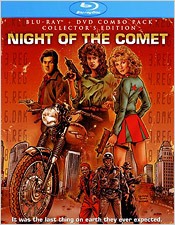 Night of the Comet (Blu-ray Disc)