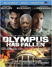 Olympus Has Fallen (Blu-ray Disc)