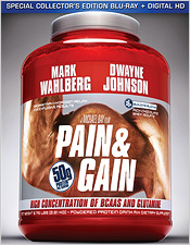 Pain and Gain: Special Collector's Edition (Blu-ray Disc)