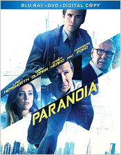 Paranoia (Blu-ray Disc)