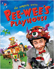 Pee-wee's Playhouse: The Complete Series (Blu-ray Disc)