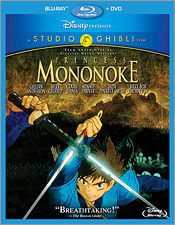 Princess Mononoke (Blu-ray Disc)