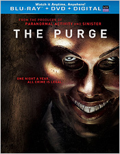 The Purge (Blu-ray Disc)