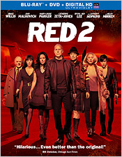 Red 2 (Blu-ray Disc)