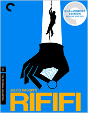 Rififi (Criterion Blu-ray Disc)