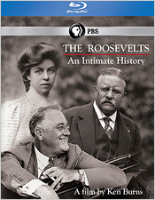 The Roosevelts (Blu-ray Disc)