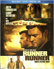 Runner Runner (Blu-ray Disc)