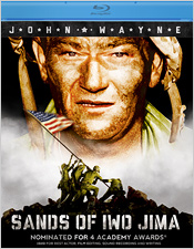 Sands of Iwo Jima (Blu-ray Disc)