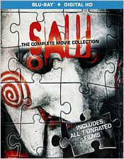 Saw: The Movie Collection (Blu-ray Disc)