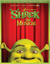 Shrek the Musical (Blu-ray Disc)