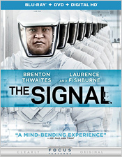 The Signal (Blu-ray Disc)