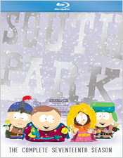 South Park: Season 17 (Blu-ray Disc)