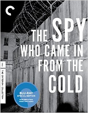 The Spy Who Came in from the Cold (Criterion Blu-ray Disc)