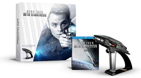 Star Trek Into Darkness (Blu-ray 3D - Amazon exclusive)