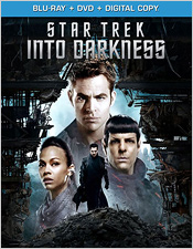 Star Trek Into Darkness (Blu-ray Disc)