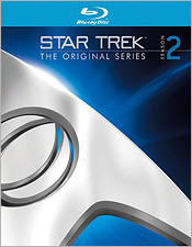 Star Trek: The Original Series - Season Two (Blu-ray Disc)