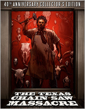 The Texas Chainsaw Massacre: 40th Anniversary Edition (Blu-ray Disc)