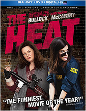 The Heat (Blu-ray Disc)