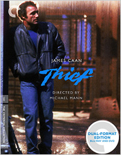 Thief (Criterion Blu-ray Disc)