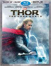 Thor: The Dark World (Blu-ray 3D)