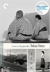 Tokyo Story (Criterion Blu-ray Disc)
