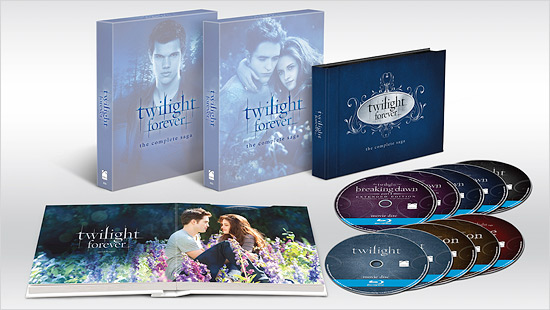 Twilight Forever (Blu-ray Box set)