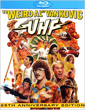 UHF: 25th Anniversary Edition (Blu-ray Disc)