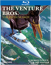 The Venture Bros.: Season 5 (Blu-ray Disc)