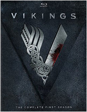 Vikings: Season One (Blu-ray Disc)