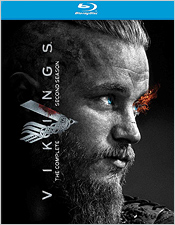 Vikings: The Complete Second Season (Blu-ray Disc)